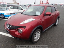 Used 2012 NISSAN JUKE BG363227 for Sale for Sale