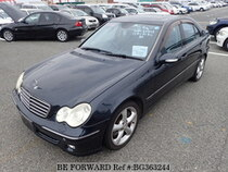 Used 2005 MERCEDES-BENZ C-CLASS BG363244 for Sale for Sale