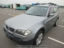 Used 2006 BMW X3 BG363275 for Sale for Sale