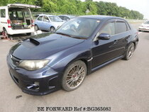 Used 2010 SUBARU IMPREZA WRX STI BG365083 for Sale for Sale