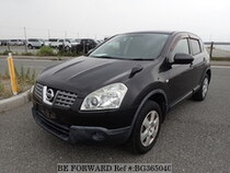 Used 2009 NISSAN DUALIS BG365040 for Sale for Sale