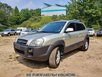 Used 2007 HYUNDAI TUCSON BG367359 for Sale for Sale