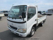 Used 2007 TOYOTA DYNA TRUCK BG366647 for Sale for Sale