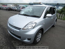 Used 2009 TOYOTA PASSO BG366727 for Sale for Sale