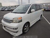 Used 2002 TOYOTA VOXY BG366902 for Sale for Sale