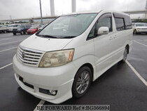 Used 2002 TOYOTA ALPHARD BG366894 for Sale for Sale