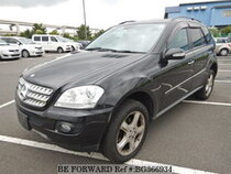 Used 2009 MERCEDES-BENZ M-CLASS BG366934 for Sale for Sale