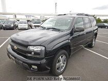 Used 2006 CHEVROLET TRAILBLAZER BG366935 for Sale for Sale