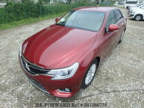 Used 2012 TOYOTA MARK X BG366758 for Sale for Sale