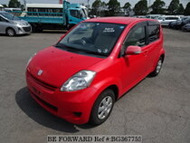 Used 2009 TOYOTA PASSO BG367755 for Sale for Sale
