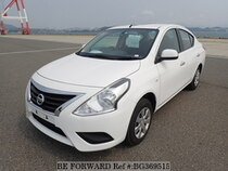 Used 2017 NISSAN LATIO BG369515 for Sale for Sale
