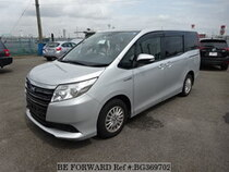 Used 2014 TOYOTA NOAH HYBRID BG369702 for Sale for Sale
