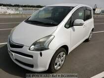Used 2006 TOYOTA RACTIS BG369804 for Sale for Sale