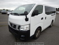 Used 2014 NISSAN CARAVAN VAN BG370397 for Sale for Sale