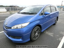 Used 2013 TOYOTA WISH BG370391 for Sale for Sale