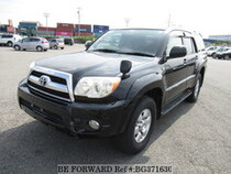 Used 2006 TOYOTA HILUX SURF BG371630 for Sale for Sale