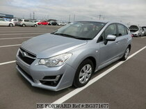 Used 2015 SUBARU IMPREZA SPORTS BG371677 for Sale for Sale