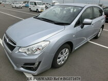 Used 2015 SUBARU IMPREZA SPORTS BG371678 for Sale for Sale