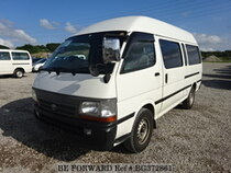 Used 2002 TOYOTA HIACE VAN BG372861 for Sale for Sale