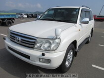 Used 2007 TOYOTA LAND CRUISER BG371965 for Sale for Sale