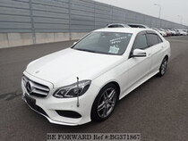 Used 2013 MERCEDES-BENZ E-CLASS BG371867 for Sale for Sale