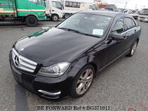 Used 2013 MERCEDES-BENZ C-CLASS BG371912 for Sale for Sale