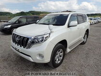 Used 2014 TOYOTA LAND CRUISER PRADO BG372113 for Sale for Sale