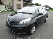 Used 2011 TOYOTA VITZ BG371884 for Sale for Sale