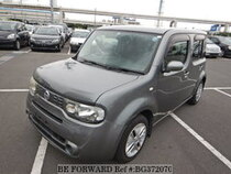 Used 2010 NISSAN CUBE BG372070 for Sale for Sale