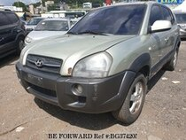 Used 2004 HYUNDAI TUCSON BG374205 for Sale for Sale