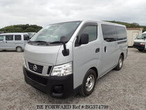Used 2014 NISSAN CARAVAN VAN BG374798 for Sale for Sale