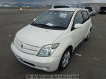 Used 2005 TOYOTA IST BG374359 for Sale for Sale