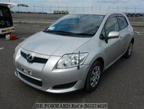 Used 2009 TOYOTA AURIS BG374629 for Sale for Sale