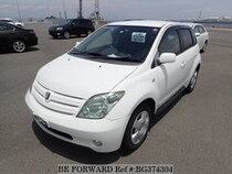 Used 2005 TOYOTA IST BG374304 for Sale for Sale
