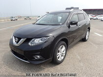 Used 2014 NISSAN X-TRAIL BG374845 for Sale for Sale
