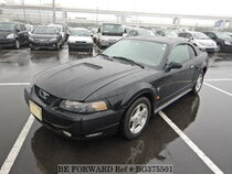 Used 2002 FORD MUSTANG BG375501 for Sale for Sale