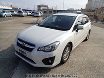 Used 2014 SUBARU IMPREZA SPORTS BG387177 for Sale for Sale
