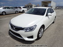Used 2013 TOYOTA MARK X BG387178 for Sale for Sale