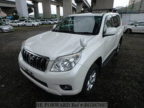 Used 2011 TOYOTA LAND CRUISER PRADO BG387697 for Sale for Sale