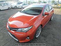 Used 2012 TOYOTA AURIS BG387700 for Sale for Sale