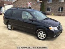Used 2001 MAZDA MPV BG388451 for Sale for Sale