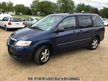 Used 2003 MAZDA MPV BG388452 for Sale for Sale
