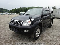 Used 2006 TOYOTA LAND CRUISER PRADO BG388538 for Sale for Sale