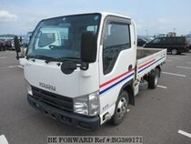 Used 2010 ISUZU ELF TRUCK BG389171 for Sale for Sale