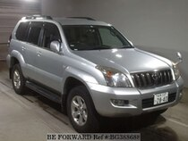 Used 2009 TOYOTA LAND CRUISER PRADO BG388688 for Sale for Sale
