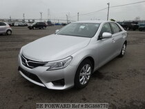 Used 2016 TOYOTA MARK X BG388773 for Sale for Sale