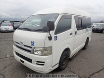 Used 2004 TOYOTA REGIUSACE VAN BG388896 for Sale for Sale