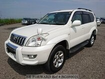 Used 2006 TOYOTA LAND CRUISER PRADO BG389019 for Sale for Sale
