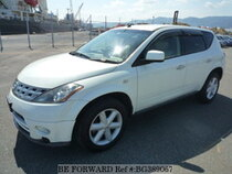 Used 2006 NISSAN MURANO BG389067 for Sale for Sale