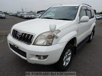 Used 2008 TOYOTA LAND CRUISER PRADO BG389600 for Sale for Sale
